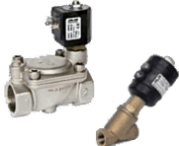 Solenoid and Piston valves M&M International