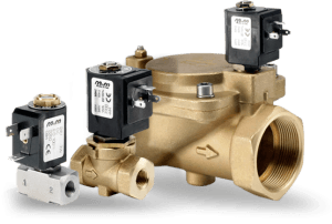 M&M International UK Solenoid Valves