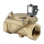 D223 Pilot Operated Solenoid Valve applications
