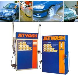 Solenoid Valve Applications Car Washing Systems