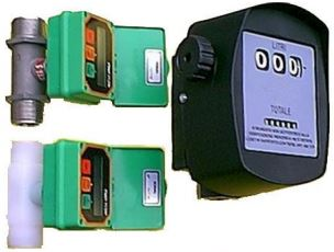 Solenoid Valve Applications Water Meters