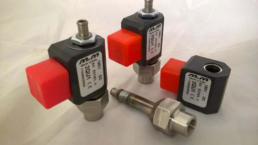 Bespoke Solenoid Valve Assemblies for Aerospace Gallery Equipment