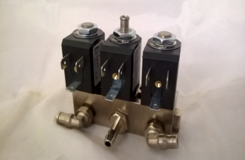 Bespoke Solenoid Valve Assemblies for Coffee Vending Machines