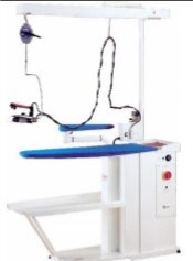 solenoid valves in ironing boards; ironing boards