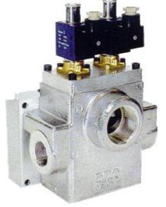 solenoid valves used in press safety valves; press safety valves